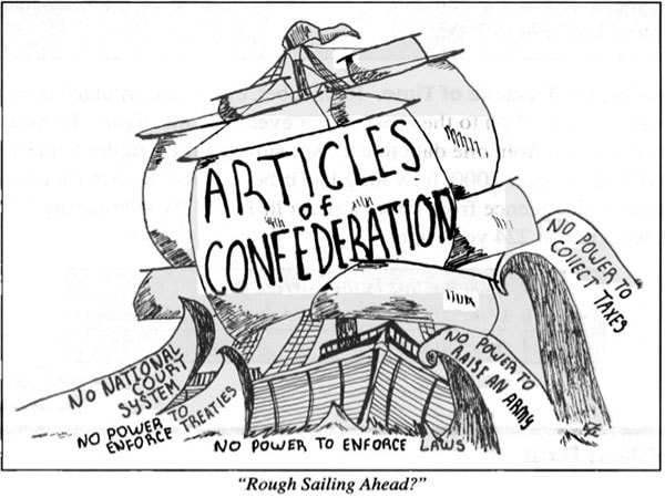 Unit 3 , The Articles of Confederation and the Constitution